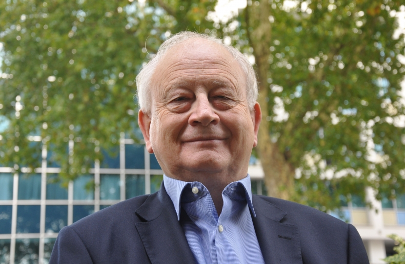Sam Hearn, Conservative Group Leader, Hounslow Council