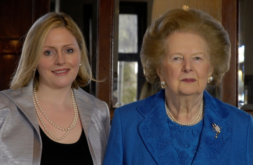 Margaret Thatcher Mary Macleod MP