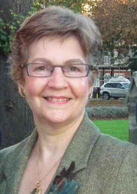Joanna Biddolph, Conservative Councillor Candidate for Turnham Green Ward